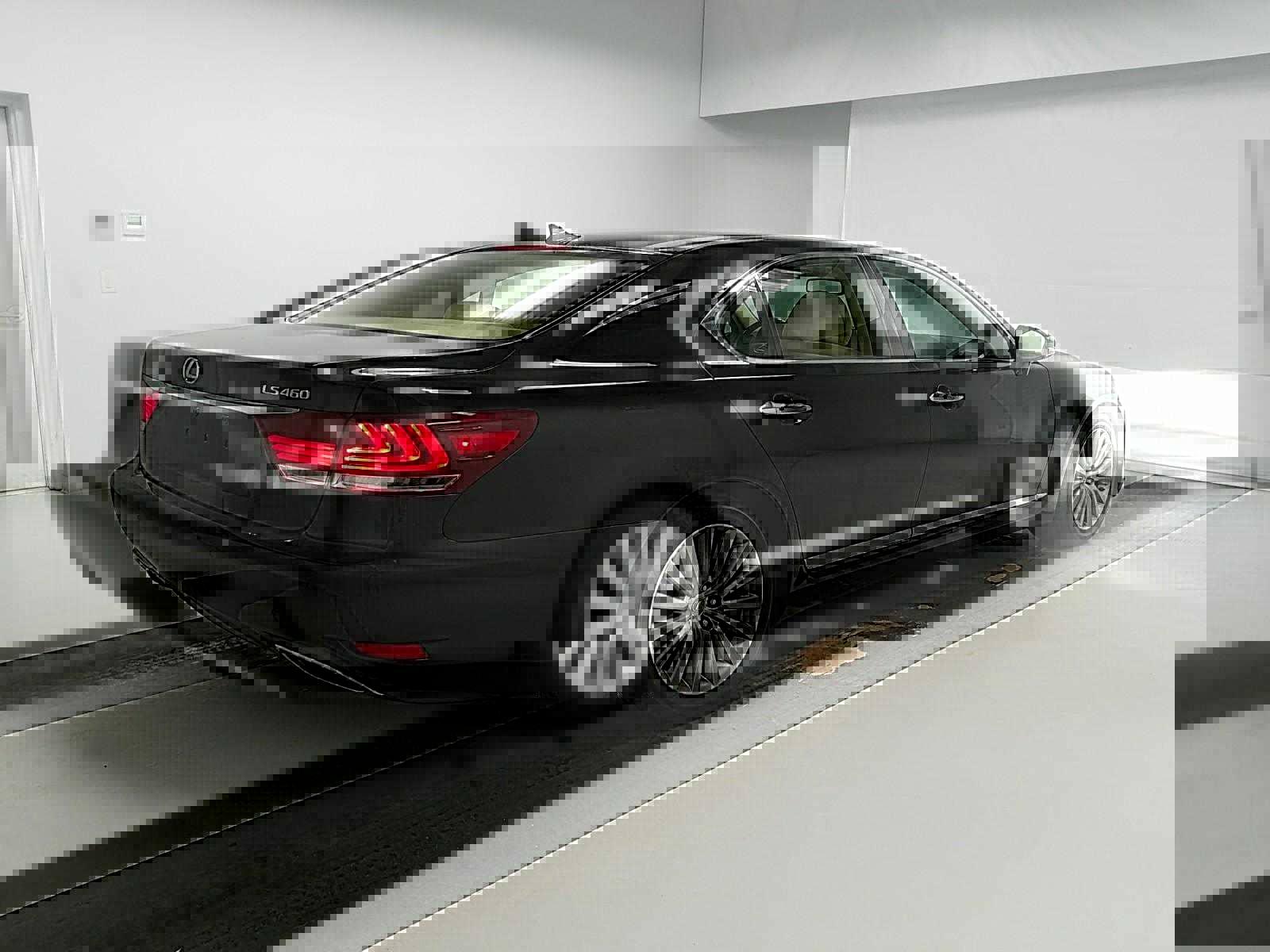 New Lexus 3/4 view