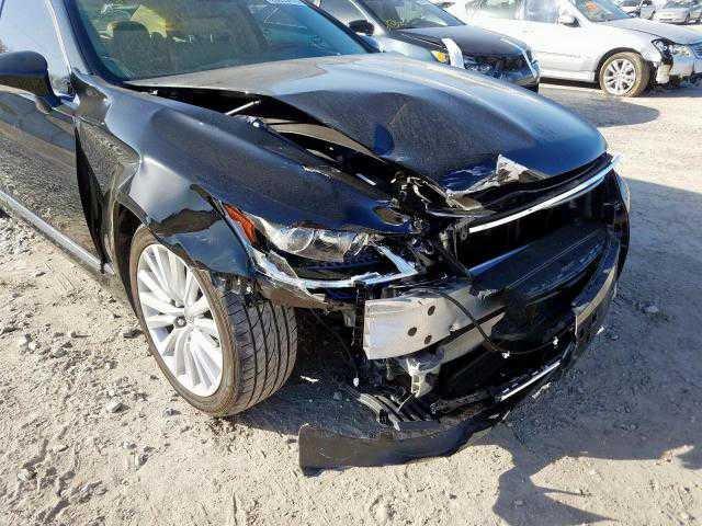 Broken Lexus